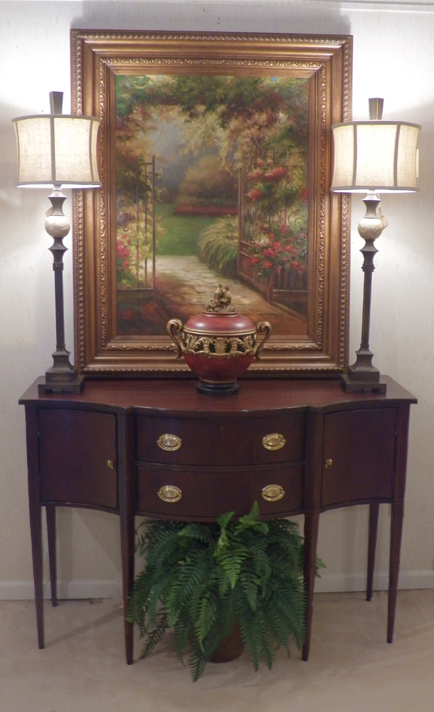 Hickory Chair Sideboard Larger Image